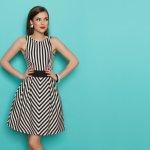 Tampil Cantik Ala Artis Indonesia dengan Dress Cantik dan Menawan Ini (2020)