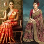 12 Handpicked Sarees for Weddings to Look Your Best, Plus Get the Lowdown on Trending Blouse Designs in 2019