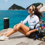 7 Tas Ransel Wanita yang Nyaman dan Bergaya untuk Semua Kegiatan