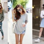 Korea selalu menjadi sorotan, mulai dari drama, kebudayaan, wisata, kuliner dan terpenting fashion-nya. Tentunya, dengan didukung budaya K-Pop yang merajalela, fashion-nya juga memenuhi syarat untuk digunakan banyak warga Indonesia. Apa saja tren fashion Korea yang sedang booming? Simak yuk.