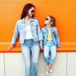 7 Pilihan Baju Couple Ibu dan Anak yang Cantik (2018)