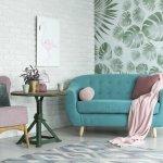 Wallpaper dinding bisa mempercantik ruangan. Anda tak perlu repot menghias ruang dengan aneka tempelan lagi jika sudah ada wallpaper dinding. Simak tips memilih wallpaper dinding dari kami ya! Jangan lupa cek juga rekomendasi wallpaper dari kami!