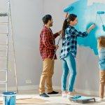 10 Rekomendasi Cat Tembok yang Menjadikan Rumah Anda Semakin Berkilau