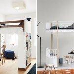 10 Desain Loft Bed Anak untuk Inspirasi Anda! (2020)