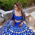 To be perfect with appreciation in either wedding or occasion is each and every woman's common need. Sometimes not paying attention to balancing rules can ruin that perfect look even if you have the most expensive designer stylish lehenga. Here we have some of the lehengas which can suit every body shape. By wearing this, you can take your look from ordinary to extraordinary.