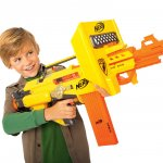 When it comes to theme parties, Nerf war theme for a birthday party is one of the best ideas which, certainly, would make up for a great time for your kid and their friends. It doesn't take much to organize a party with this theme, but, in order to save you from going overboard, we have compiled a list which would allow you to steer your way to a great party and some great moments.