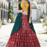 If a girl could look at her graceful and elegant best, it would definitely be in a Lehenga Choli. The lehenga is such a costume that adds unmatched grace and poise to the person who is wearing it, this costume is the most preferred option too during any wedding season. If you are someone who wants to look adorable, elegant and traditional at the same time, here are 10 lehenga cholis that you can choose during the wedding season and look absolutely amazing.