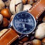 クロノグラフとは、ストップウォッチ機能を備えた腕時計や懐中時計のことを言います。多機能なクロノグラフ腕時計は、メンズの腕時計の定番と言える商品になってきました。今回は2019年最新情報のメンズクロノグラフ腕時計を紹介しますので、ぜひ参考にしてください。