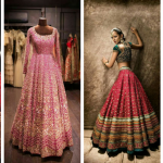 Pink is the new red this wedding season. The subtlety and versatility of the shade have attracted more than one celebrity making it the wedding colour in 2019. We put together a list of stunning pink lehengas that has wound up in our hearts. We also added a few tips to rock this look like a celeb.