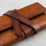 Menggunakan dompet handmade bisa membuat tampilan Anda semakin lengkap. Apalagi bila dompet itu hanya dibuat untuk Anda. Kesan eksklusifnya pun semakin kuat. Simak rekomendasi 11 dompet handmade yang bisa dipilih.