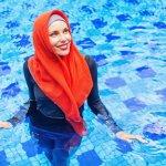 Tetap Cantik Olahraga dengan 18+ Model Baju Wanita Olahraga Muslim