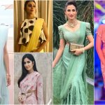 Sarees are evergreen but new styles add a dash of verve to this elegant attire. Dhoti-style, ruffles, jackets - we have hand picked the latest sarees online that showcases the top trends that you must have in your wardrobe. So read on and get to know of the latest sarees with prices available online.