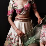 Selecting a gorgeous lehenga is only half the job done. There are many more lehengas in a similar colour, design and with the same kind of work. Make your outfit unique by designing a one of a kind blouse that will steal the show. Here are all the bits and bobs you need to know, right from fabric selection and ideas for designs to cutting the fabric and making the final piece.