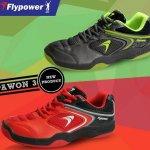 Sepatu badminton dirancang khusus untuk penggunanya agar nyaman pada saat bermain. Sepatu yang baik akan membuat pemainnya merasa nyaman. Jika Anda membutuhkan sepatu badminton berkualitas, maka Flypower adalah solusinya. Berikut adalah rekomendasi sepatu Flypower untuk Anda.