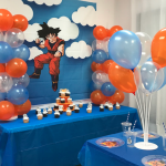 Since it's induction on television in the year 1989, Dragon Ball Z has gathered a fan following which has transcended the limits of age. It is not just the Anime fanatics who know about this brilliant piece, but people from all walks of life. So, a Dragon Ball Z themed party would be an instant hit, that's for sure, but to throw a proper party, follow our guide which has a few suggestions to help you plan a perfect Dragon Ball Z themed party.