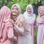 9+ Contoh Baju Lebaran Keluarga Artis Terbaru 2018