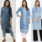 Pairing kurti with jeans is one of the most convenient, versatile and comfortable options. Whether you want to dress down or dress up, this combination will not let you down. However, there are ways to upgrade your favourite go-to outfit. Learn new ways to style this humble ensemble, and find a host of unique, new kurtis to add to your wardrobe that will make even your old, faded jeans look good!