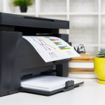 Kebutuhan ATK ternyata bukan hanya kertas atau pena, tetapi alat cetak juga sangat penting, seperti printer. Bisa dikatakan bahwa printer sangat diperlukan untuk urusan kantor. Keuntungannya lagi bahwa printer tidak hanya digunakan untuk mencetak dokumen saja, tetapi juga bisa untuk memenuhi kebutuhan kantor yang lain.