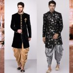 Which is the most popular ethnic men's wear that suits every occasion very well? Without a doubt, it is none other than the bespoke design of Sherwani Suit that is still preserving our timeless tradition. But are you familiar with the right pair for Sherwani Suit? Its' Dhoti. Let's have a look and check them out: