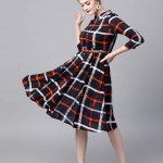 Earlier Kurtis were considered only ethnic wear, but now with changing times that is also changing as Kurtis are also transforming modern and contemporary clothing. One such kind of Kurti is a Belted Kurtis and we have picked some of the best Belted-Kurtis to make you familiar with the trend.