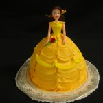 Making a cake for your child is not difficult, but making it memorable for them is a difficult task. While the boys will be happy with any reference to a superhero, your little princess will only be pleased by a beautiful doll cake. These cakes are the most tricky and if done wrong, can turn out to be disastrous. No need to pay an arm or a leg to any baker for it, as we can show you how to make that easily yourself!