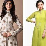 Kurtis is Indian traditional wear for women,  and who does not know of India's greatness and admire its culture? Comfort, fashion, flexibility, variety and acceptability..these are the words that define a kurti.  Here are a few high neck designs Kurtis that will help you choose the right one for your occasion. So get ready to get loads of compliments for your wonderful choice of neckline.