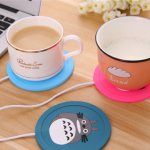 Arm yourself in the battle against cold, stagnant coffee by investing in an electric USBmug warmer. It is an ideal workplace gift or desk accessory, so the next time you're caught working late you won't have to put up with cold drinks. To make your shopping trip smoother, we've rounded up two of the best top-rated USBmug warmersto keep your coffee or tea warm all season long.