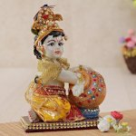 Like most other Hindu festivals, Janmashtami is also celebrated with get-togethers between extended family members and joyful gift-giving to loved ones. To help you out in choosing the Janmashtami gifts, we came up with few unusual gift suggestions that you would definitely like. So see the listed out items and send these Janmashtami gifts to your dear ones to make this festival more joyous.