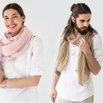 Wearing a scarf is a simple and affordable way to revamp your professional outfit, but knowing how to wear a scarf can sometimes be tricky. Allow us to introduce you to a few of the best scarf tying methods.