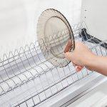 Bikin Dapur Lebih Tertata dengan 10 Rekomendasi Rak Piring Besi (2020)