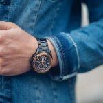 腕時計は単に時間を確認するためのものではなく、さりげなくおしゃれさを演出できるアイテムです。フェイスの大きさやベルトの材質で与える印象も違ってきますが、種類が多くて迷ってしまうことも。今回は、男心をくすぐるデザインが人気のディーゼルのメンズ腕時計をランキング形式でご紹介します。どんなシリーズが人気なのか一目瞭然なので、選び方も参考にしてお気に入りの1本を見つけてください。
