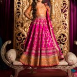 In this article, we'll showcase different types of Lehengas. Lehengas are full ankle-length skirts worn by women from Indian. It is long, embroidered and pleated. Worn as the bottom portion of a Gagra choli or Langa Voni. It is secured at the waist and leaves the lower back and midriff bare. In Indian, various types of traditional embroidery work are done on lehengas. The Gota Patti embroidery is one of the popular types for festivals and weddings.