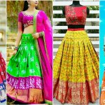 Now that you have decided on your lehenga, the next step is to settle on the blouse design. Are you going for a classic design or backless or a short choli or maybe a jacket blouse? We see that you are confused and this is why we put together a list of lehenga blouses to make it easy for you. You can use these for inspiration or buy one from this list.