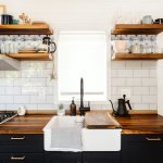You just have to think when you're lacking in kitchen storage space. Whether you're navigating tiny cabinets, narrow drawers, or an overall lack of storage space, there's a lot to contend with when you're trying to keep your kitchen tidy. Here are some ideas that might help you feel like you've doubled your kitchen's square footage.