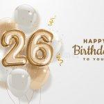 Ulang tahun ke 26 sangat berarti bagi seseorang. Jika salah satu orang yang kamu sayangi akan merayakan ulang tahunnya yang ke 26, sebaiknya kamu menyiapkan kado yang bermakna untuknya. Dalam artikel berikut, BP-Guide akan memberikan rekomendasi kado terbaik untuknya.