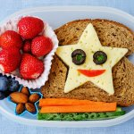 In a child's diet snacks is a big part, so it's important that most of the snacks you give him or her are ones you feel good about. These 10 snack ideas offer the perfect combination: some fiber, some protein and some fat. It's a combo that's sure to satisfy and that will fuel your busy child. And if you're worried these snacks take hours to prepare, never fear, they don't!