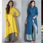 Do you want to look stylish but don't want to compromise with comfort? The marriage season is near and do you want to look stylish too? Then Palazzos are your rescue rangers here! Palazzo pants will never disappoint you, You can wear palazzo pants in numerous ways. Palazzo and Kurti's designs are pretty versatile. So ditch all the churidar and shalwar and be comfortable with palazzos as bottom wear. No matter which type of Kurti and palazzo you choose, this combination always gives an indo-western look and comfort.