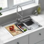 Kitchen sinks are a crucial part of your kitchen, and we're not only referring to their functionality. A good sink will enhance your kitchen's design, and it will become the kitchen's centrepiece. Kitchens nowadays have to look great. In the following article, we present the kitchen sink reviews of 2020. Finding the best kitchen sink in today's busy market is not as easy as you would think, so we decided to help you in your searches with a short buying guide.