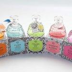 Parfum The Body Shop cukup dikenal di kalangan wanita sebagai produk parfum dengan aroma yang memikat. Pilihan jenis parfumnya pun beragam yang bisa disesuaikan dengan jenis kegiatan. Selain aromanya yang memikat, The Body Shop juga memiliki harga yang terjangkau. Yuk, cek rekomendasinya dari BP-Guide berikut ini.