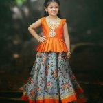 Make Your Little Girl Look Like a Princess in a Traditional Lehenga Choli! 10 Adorable Lehenga Cholis for Kids + 3 Tips to Help You Design One on Your Own (2019)