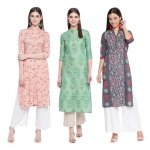 It's important that we are comfortable at work but this does not mean it can't be stylish. If you like to play around with your office looks, then this article is your guide to finding some casual office wear kurtis, along with some ideas on how to style them.