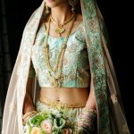 The perfect dress and makeup do not a bride, or even bridesmaid, make! A woman is considered fully dressed only when she also has the right jewellery in place, and like every kind of clothing, lehengas too demand a certain kind of accessories. Here we explain not only how to choose and care for your jewellery but also present some handpicked sets that can work wonders with the right lehenga. Pick the dress and match the jewels, or vice versa!