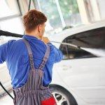 Mencuci mobil adalah salah satu aktivitas yang wajib dilakukan para pemilik kendaraan. Kadang mencuci mobil juga jadi hal yang merepotkan dan banyak orang malas mencuci mobil sendiri. Nah, kalau ingin mencuci mobil tanpa repot, kenapa tidak coba saja mesin pencuci mobil yang mudah digunakan.