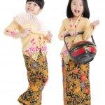 Saat memperingati hari Kartini atau Kemerdekaan Indonesia, biasanya anak-anak diminta untuk memakai baju adat dari berbagai daerah di Indonesia. Selain menambah meriah suasana, pemakaian baju adat untuk anak juga dapat memperluas wawasan anak tentang budaya Indonesia.