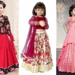Your favourite cousin's wedding is coming up and you still haven't got your little angel's dress ready. How about a lehenga? We can see the wheels turning and that's why we have put together the stunning lehenga for 5-year-old. Be it trendy or traditional, we got you covered! We also covered a few tips to help you choose the right one that not only makes your princess glow but also comfortable enough to be her naughty self.