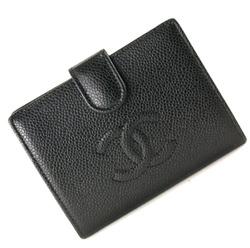 シャネル 二つ折り財布(レディース)