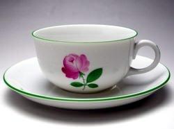 アウガルテンのコーヒーカップ&ソーサー