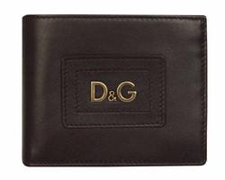 D&G 二つ折り財布(メンズ)