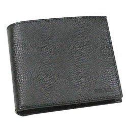 プラダ 二つ折り財布(メンズ)