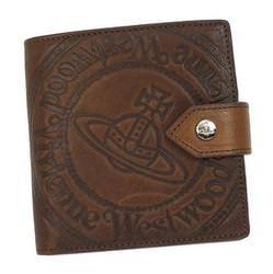 ヴィヴィアンウエストウッド 二つ折り財布(メンズ)